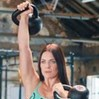 RKC Team Leader Dorothee Appel's Kettlebell Press Challenge
